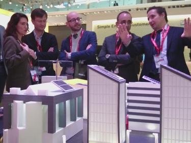 Juan Manuel Corchado - Mobile World Congress 2015 - Smart Cities