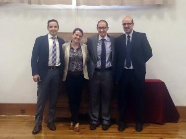 Fernando de la Prieta defiende su Tesis Doctoral en la Universidad de Salamanca