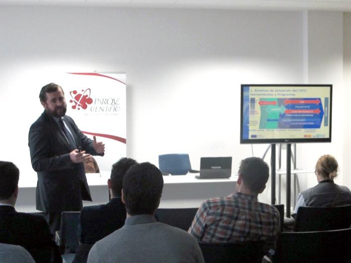 Financiar proyectos CDTI - Parque Científico de Salamanca - Juan M. Corchado