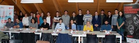 """La Universidad de Salamanca participa en la VII edición del concurso YUZZ """"Jóvenes con Ideas"""" - Juan Manuel Corchado - Foto: Universidad de Salamanca"""