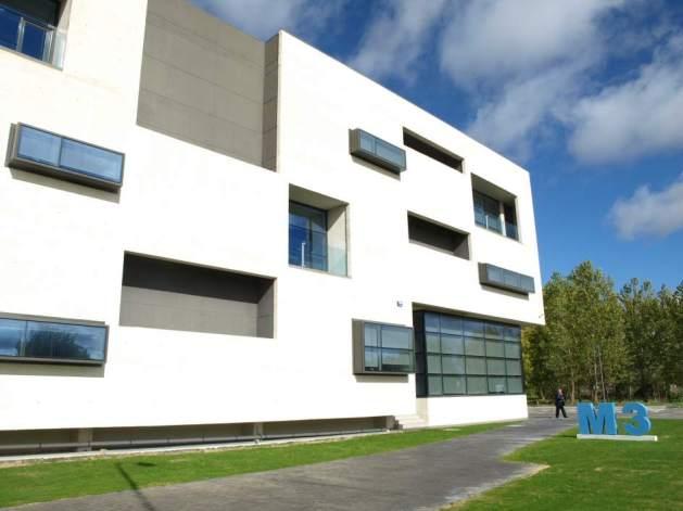 Edificio M3 del Parque Científico donde se encuentra la empresa BEONPRICE