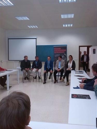 HUB Emprendedores en Béjar.