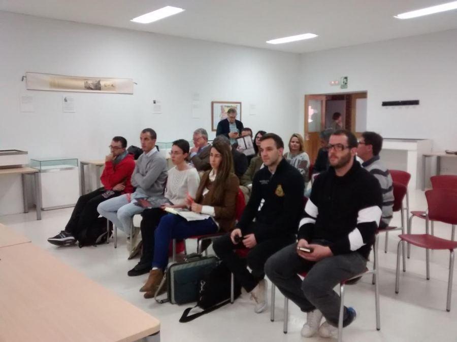Entrega de diplomas Programa YUZZ