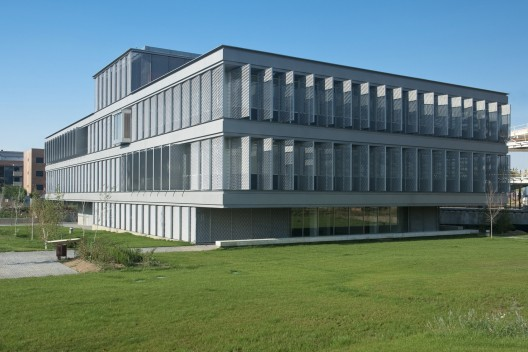 Edificio del Parque Científico