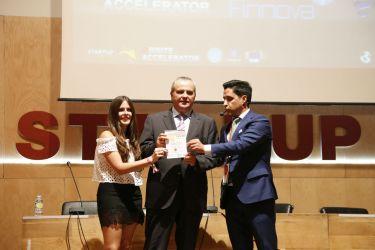 Premio Emprende StartUp Olé 2016