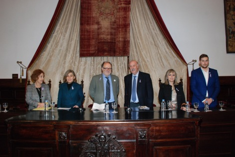 Declaración institucional contra la violencia de género