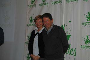 Ana Chaguaceda y Pablo Unamuno