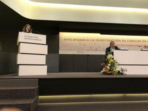 Carmen Vela, secretaria de Estado de Investigación, Desarrollo e Innovación